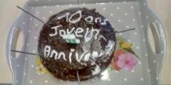 1er gâteau d'anniversaire