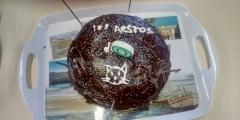 2ème gâteau d'anniversaire